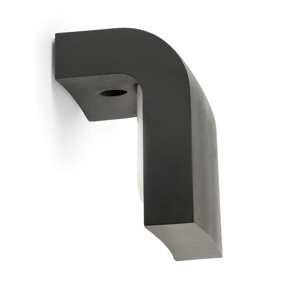 KAplique Exterior 1L gris Oscuro E27 15w