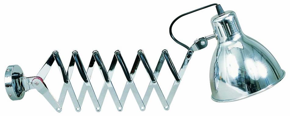 Lola 2 Lamp Balanced-arm lamp Extensible Aluminium