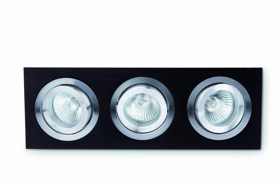 Plano 3 Lamp Recessed Vengué 3L