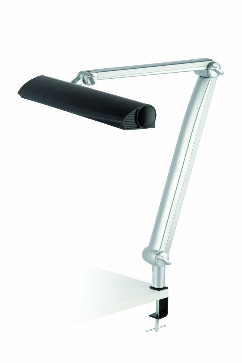 Duna Lamp Balanced-arm lamp pin Articulado Black