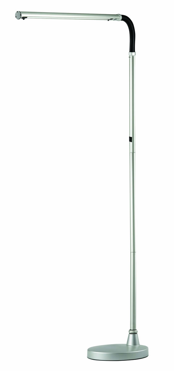 Epcot lámpara of Floor Lamp Grey