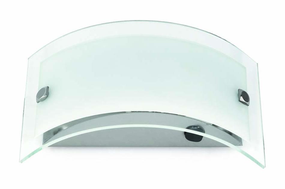 Sunny P Wall Lamp Chrome 1xE14 max 40W no incl