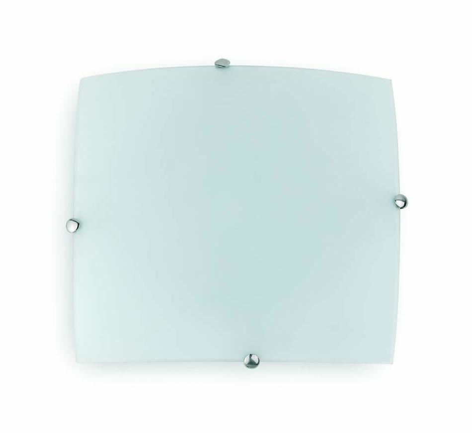 Liria 2P ceiling lamp Níquel Matt 2xE27 max 60W no incl