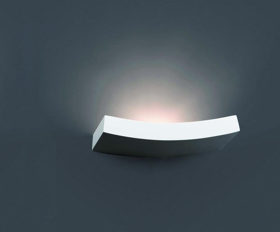 Eaco 3 Wall Lamp white 1xG9 max 40W no incl
