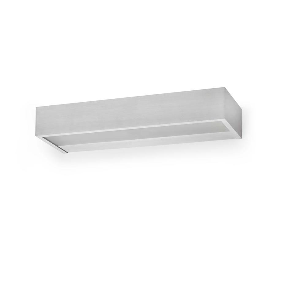 Ambo 4 Wall Lamp Aluminium 2xR7s max 100W no incl