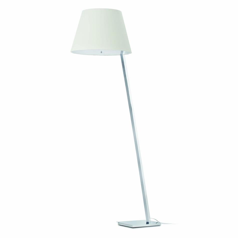 Moma lámpara de Pie blanco 1xE27 max 60W