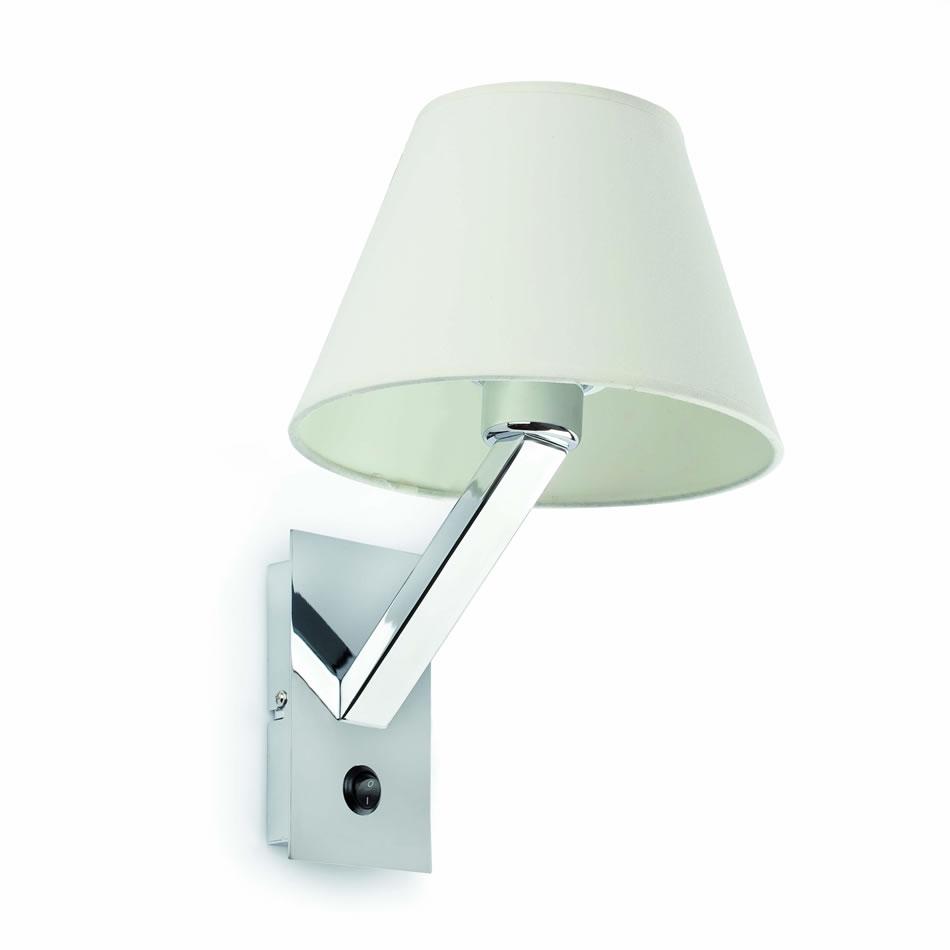 Moma 1 Wall Lamp white 1xE27 max 60W