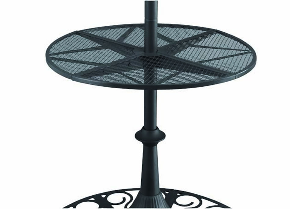 Oasis Hunter table Accessory Patio Brown