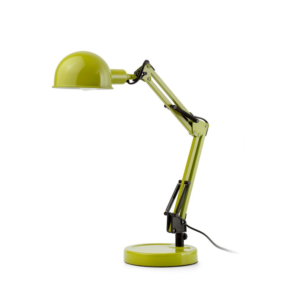 Baobab Table Lamp Green 1xE14 11w
