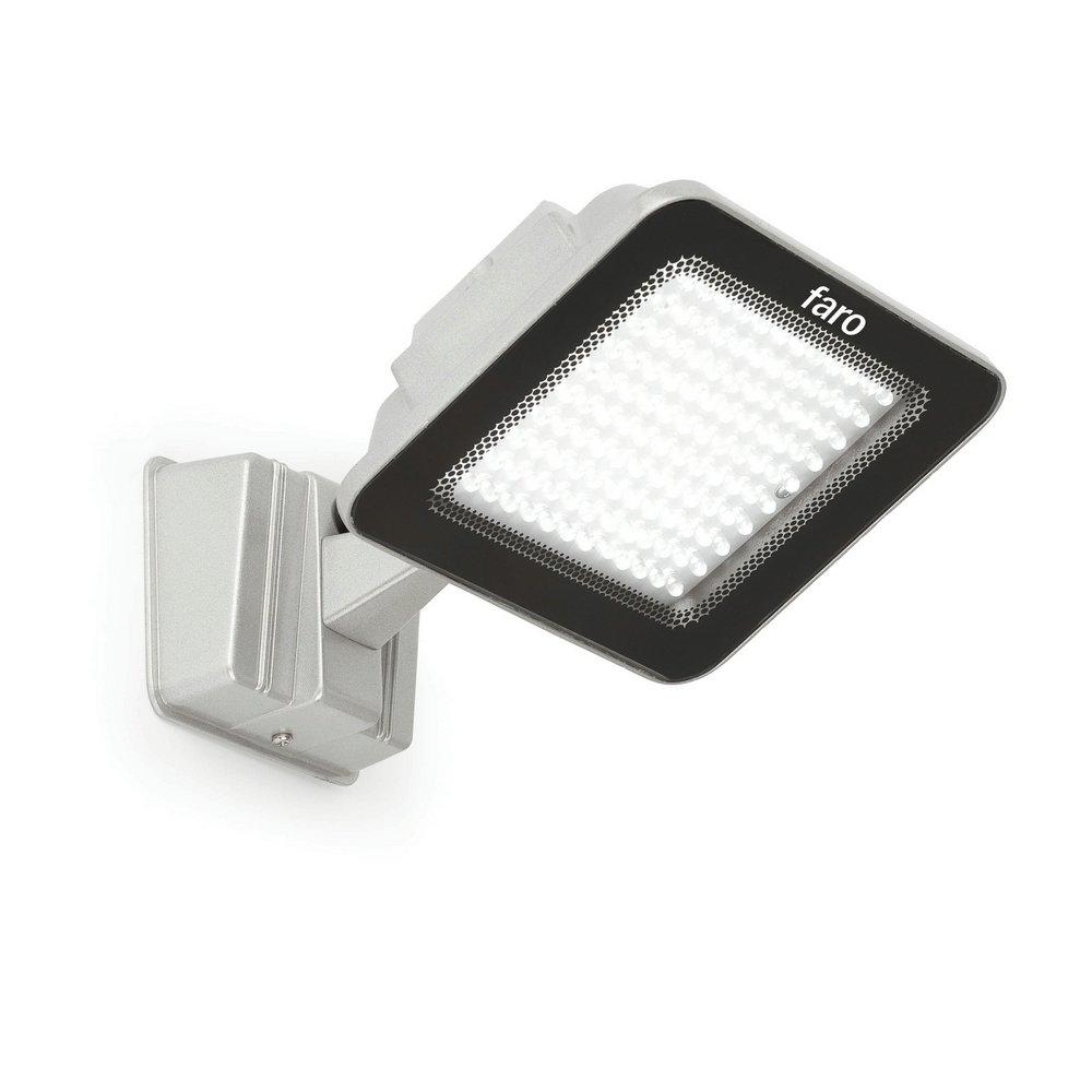Baikal proyector Exterior gris/negro LED 7.8w