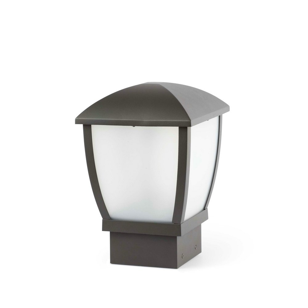 Wilma Lantern 1xE27 100w Cinza oscuro