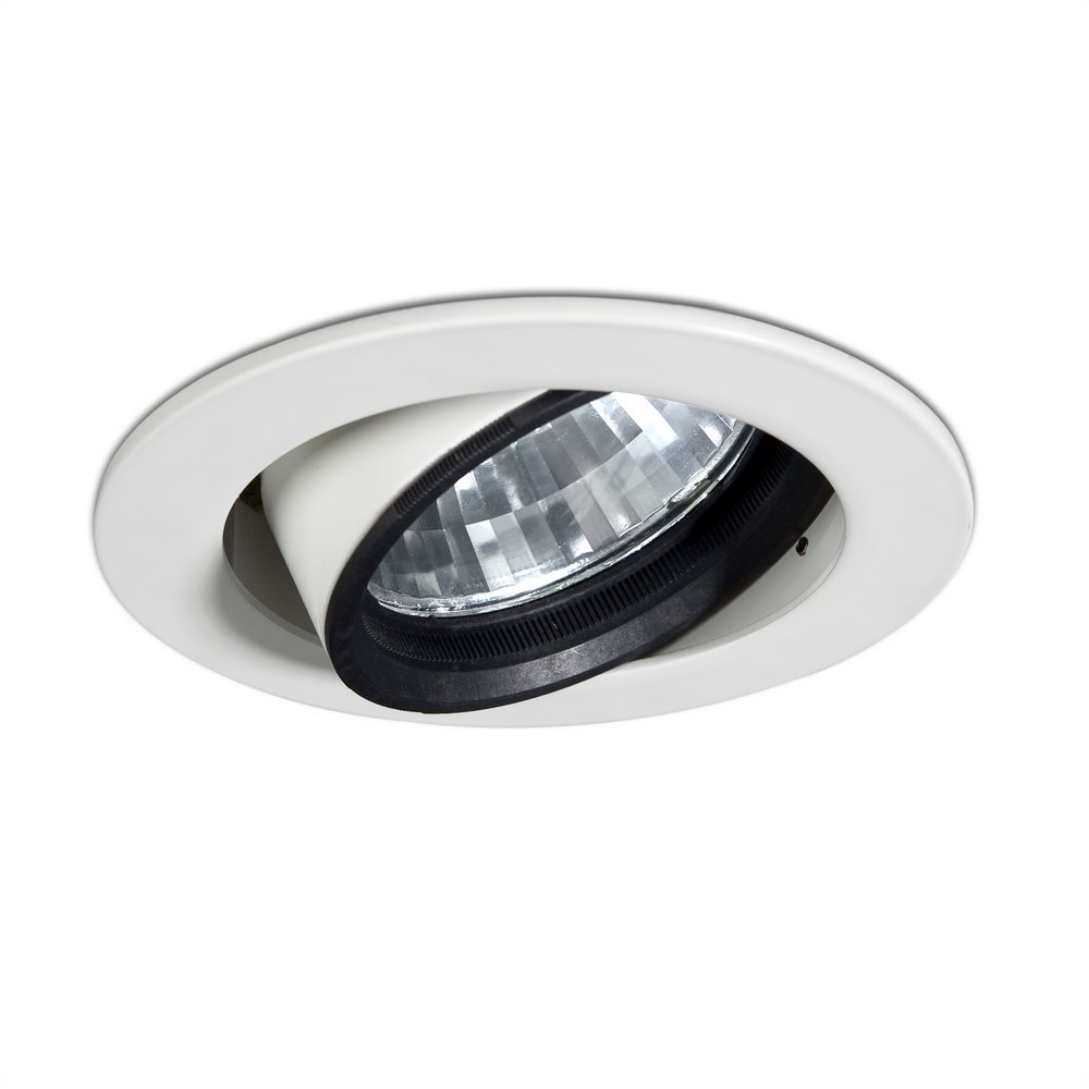 Olimpo Downlight Orientable 1xC dimmable Tm 20/35w 38º negro