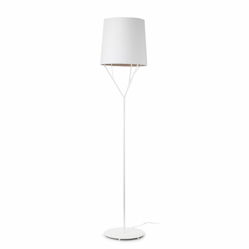 Tree Floor Lamp 1L E27 60w white