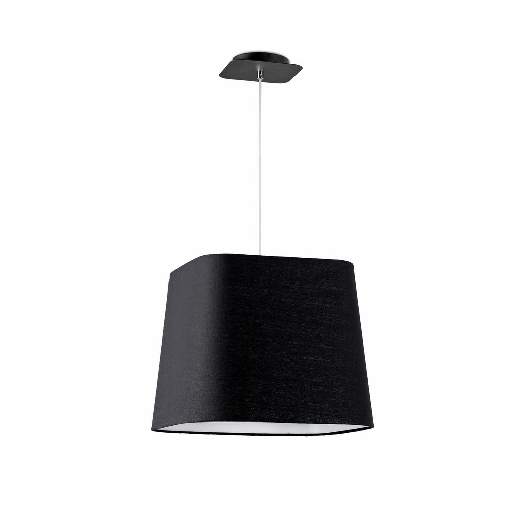 Sweet Pendant Lamp 1xE27 60w - Black