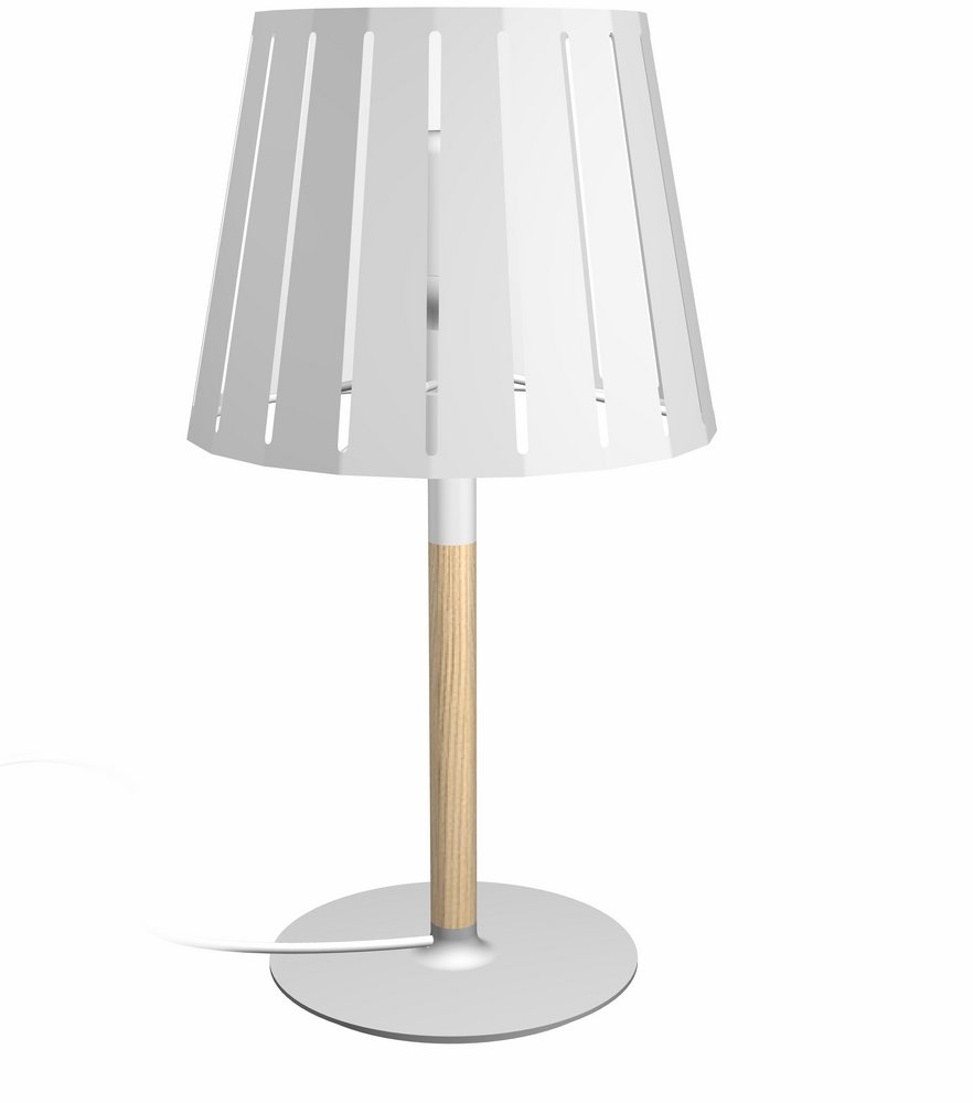 Mix Table Lamp white 1 E14 60w