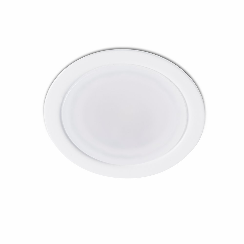 LED Mini Ring Recessed LED 1x3.5w 3000K Chrome