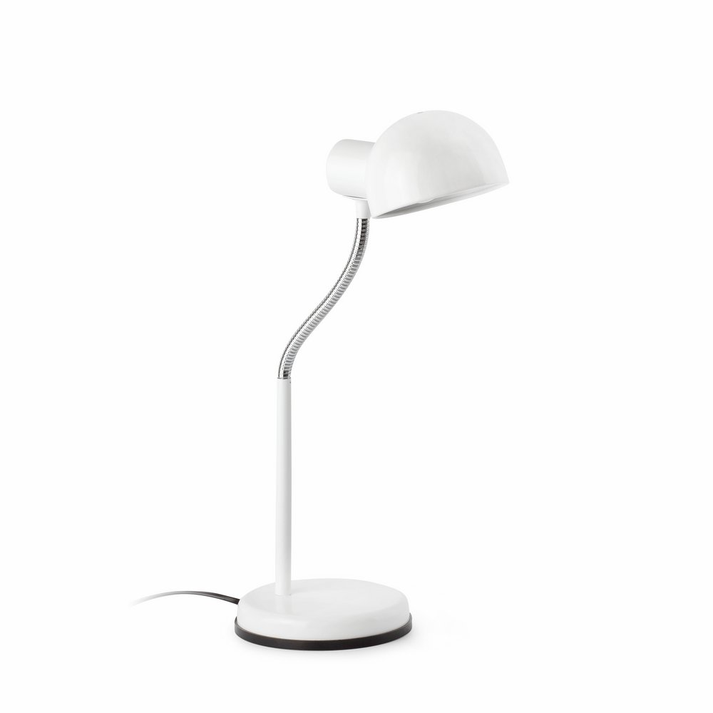Mulan Balanced-arm lamp Table Lamp 1L E27 11w white