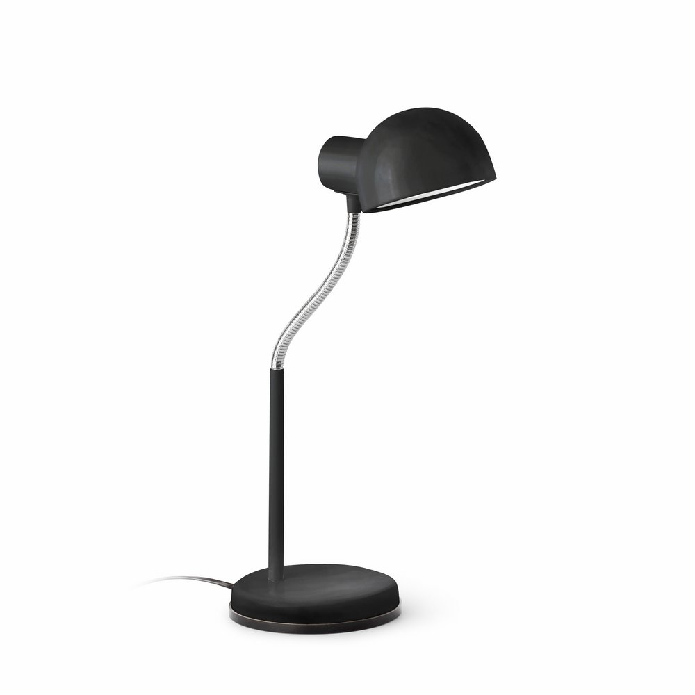 Mulan Balanced-arm lamp Table Lamp 1L E27 11w Black