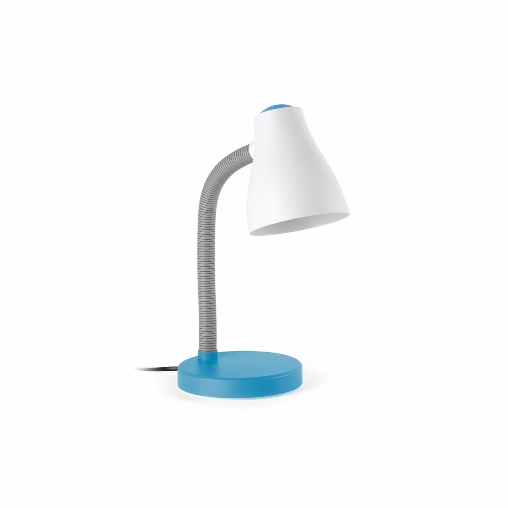 Bob Balanced-arm lamp Blue E27 15w
