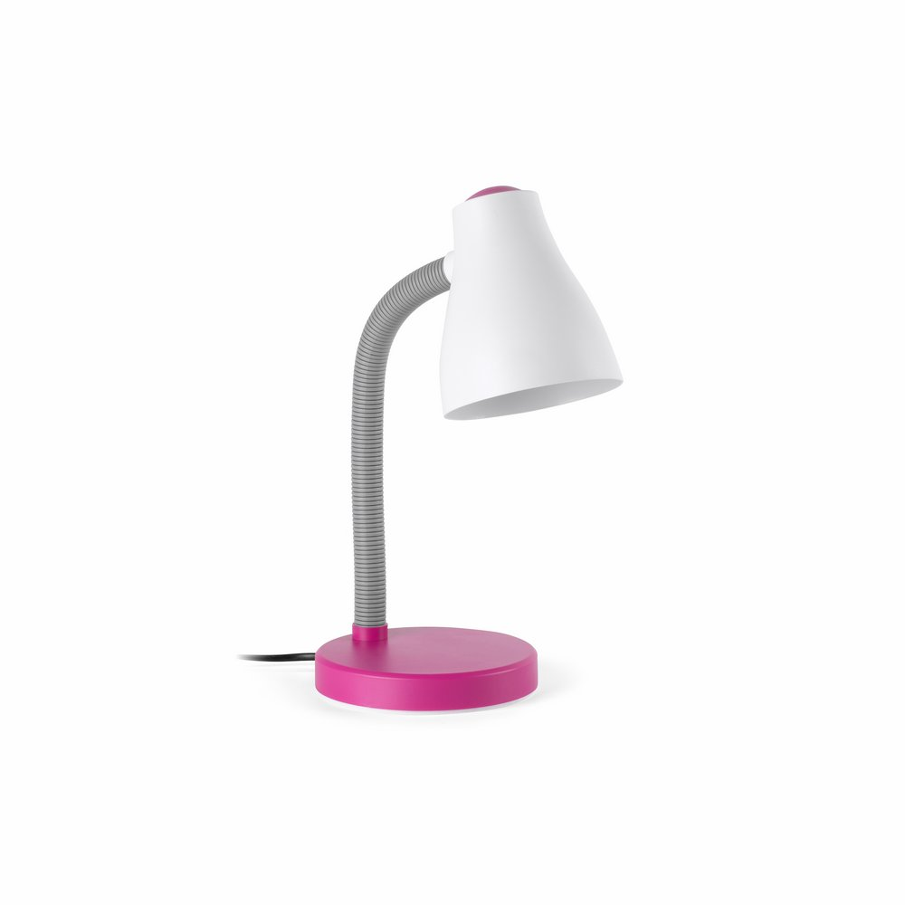 Bob Balanced-arm lamp Fucsia E27 15w