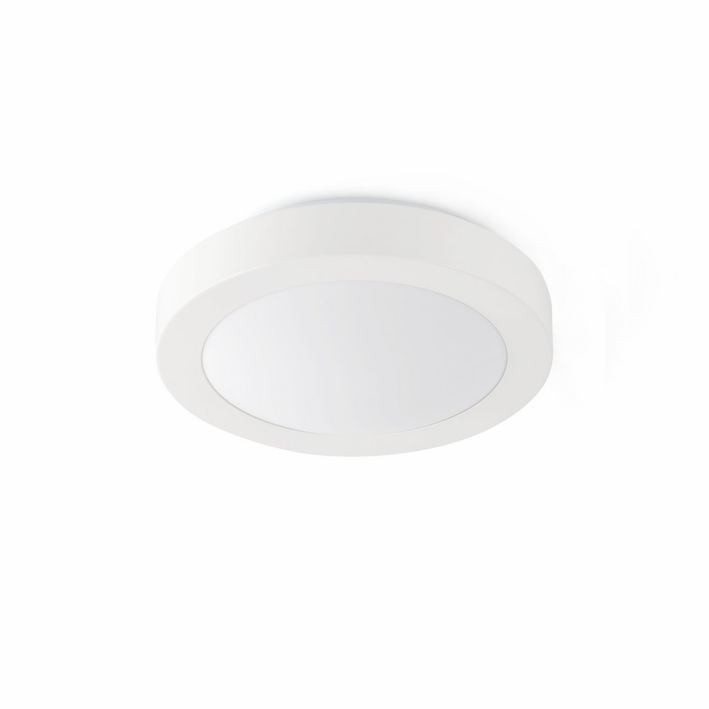 Logos 1 ceiling lamp Baño IP44 1xE27 20w white
