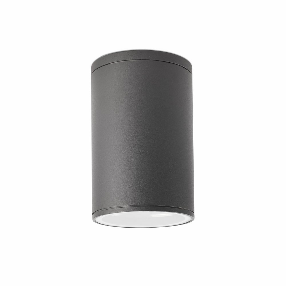 Tasa ceiling lamp Outdoor Grey Dark 1xE27 15w