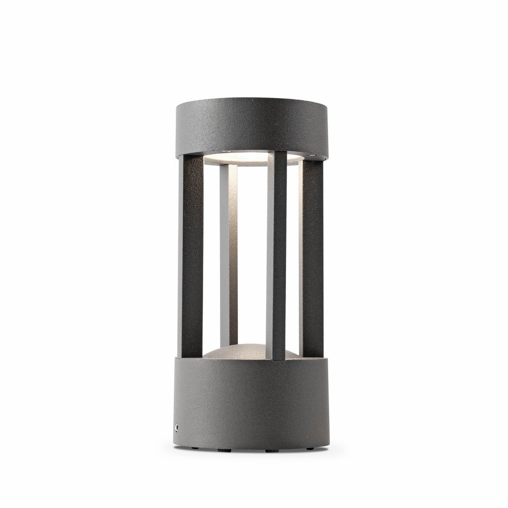 Jaipur Beacon 1xLED 5w H.20cm Grey Oscuro