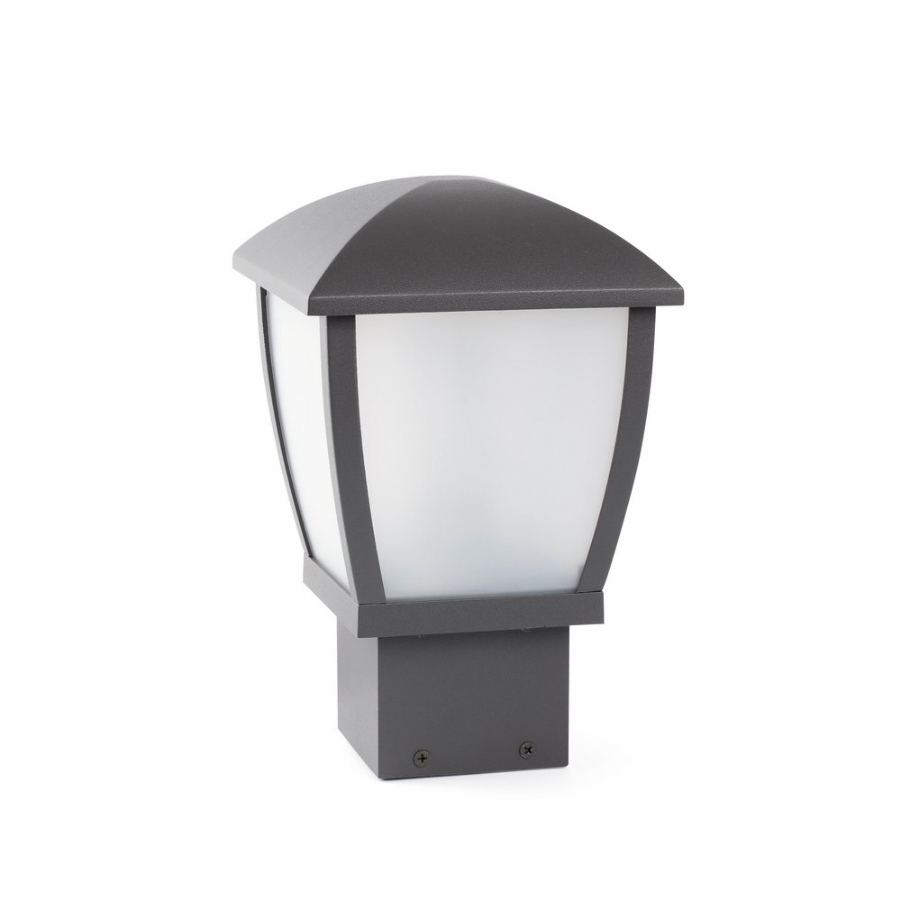 Mini Wilma Lantern 1xE27 11w Grey Oscuro