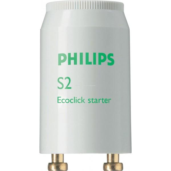 Cebador para tubo LED (Marca Philips)