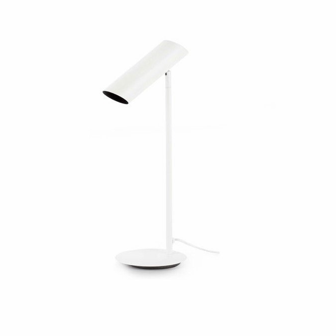 Link Table Lamp 46cm GU10 11w White