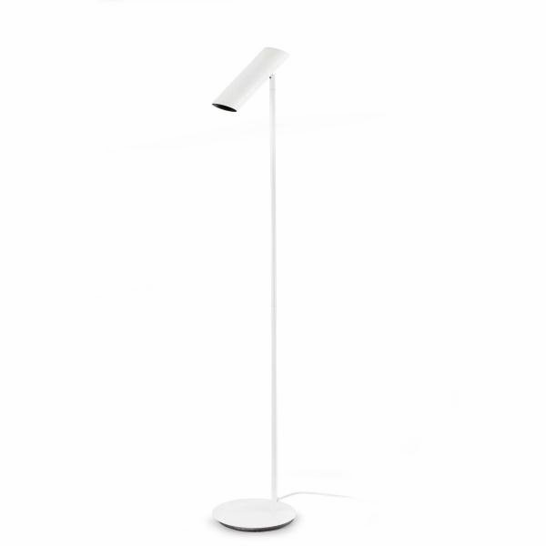 Link lámpara of Floor Lamp 110cm GU10 11w White