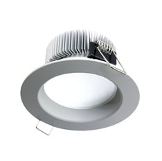 Downled C12 Downlight LED 2w without dimmer 5000K Aluminium