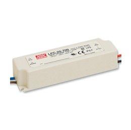 Fuente alimentación independiente LED Serie MW LPC 700mA