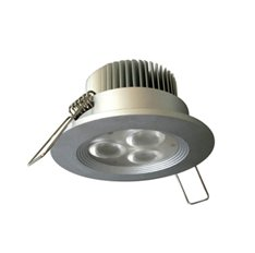 Downled C6 Downlight LED 2w con dimmer 5000K Aluminio