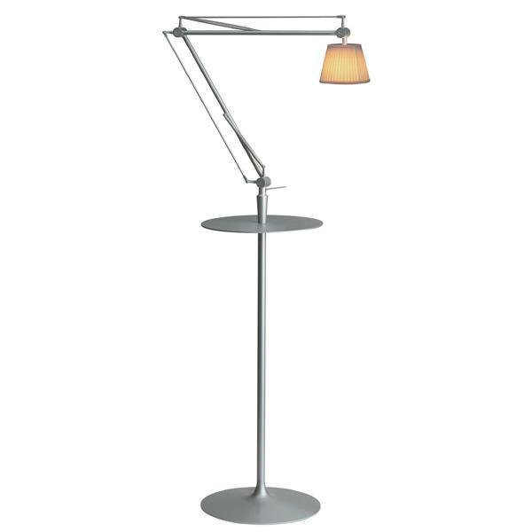 Archimoon soft F/T lámpara of Floor Lamp tela