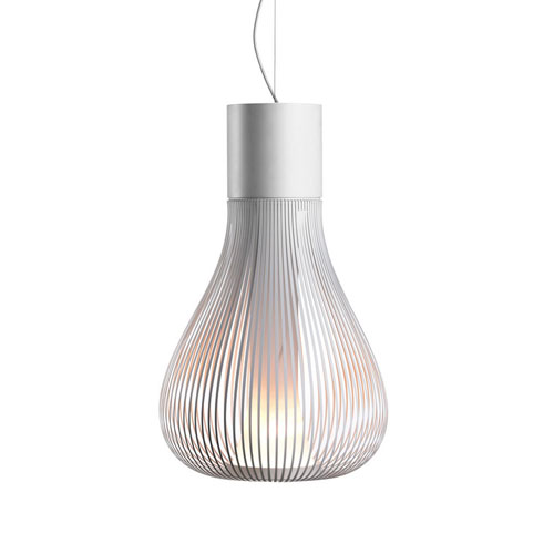 Chasen S2 Pendant Lamp 1x120W E27 white