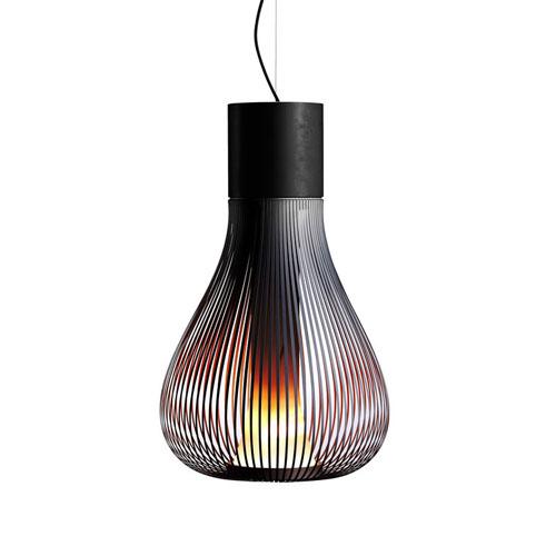 Chasen S2 Pendant Lamp 1x120W E27 Black