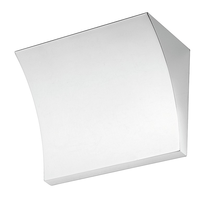 Pochette Wall Lamp 1x200W R7s white Shiny