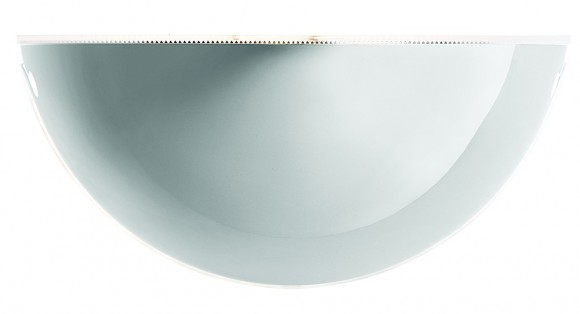 Quarto Wall Lamp 1x75W E27 white