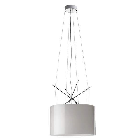 Ray S Pendant Lamp ø43cm E27 1x205w Glass