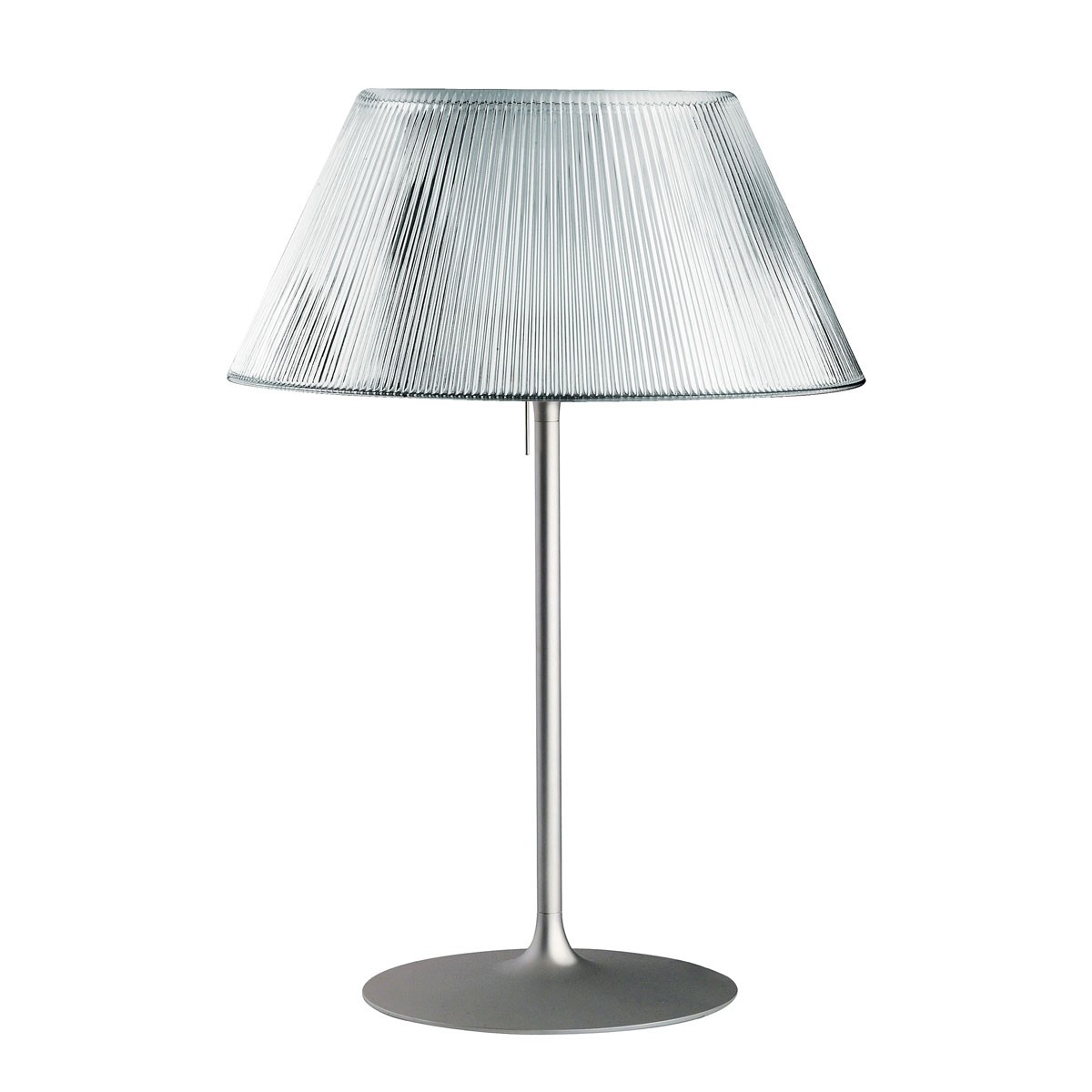 Romeo Moon T2 Lampe de table ø50cm 205W E27 Gris