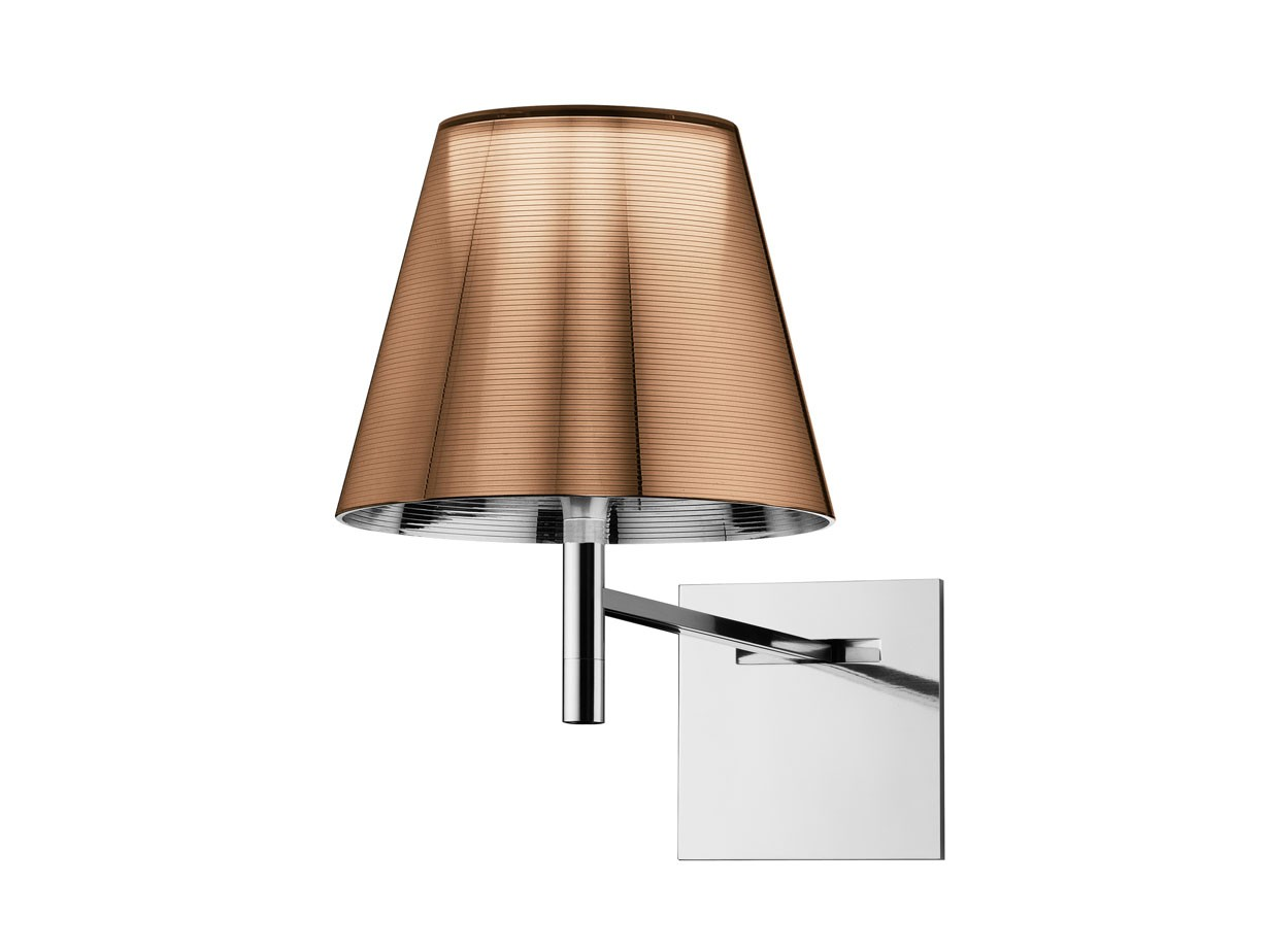 Ktribe W Wall Lamp E27 70w Bronze