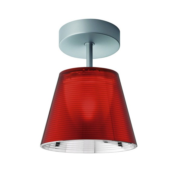 Romeo Babe K c ceiling lamp Red