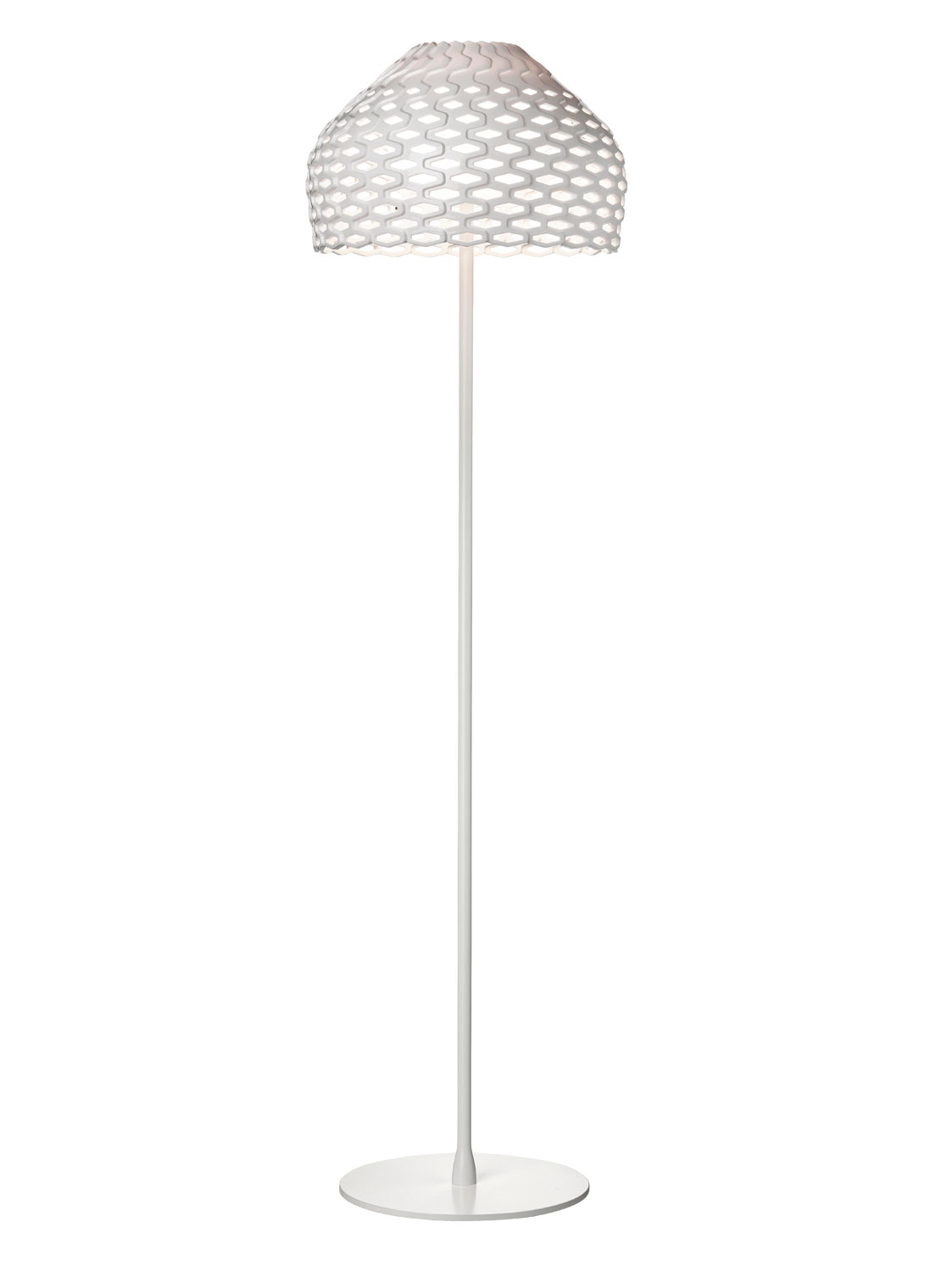 Tatou F lámpara of Floor Lamp E27 205w White
