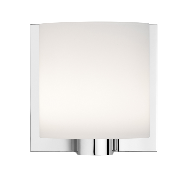 Tilee Wall Lamp 10,8cm G9 60w Chrome/white