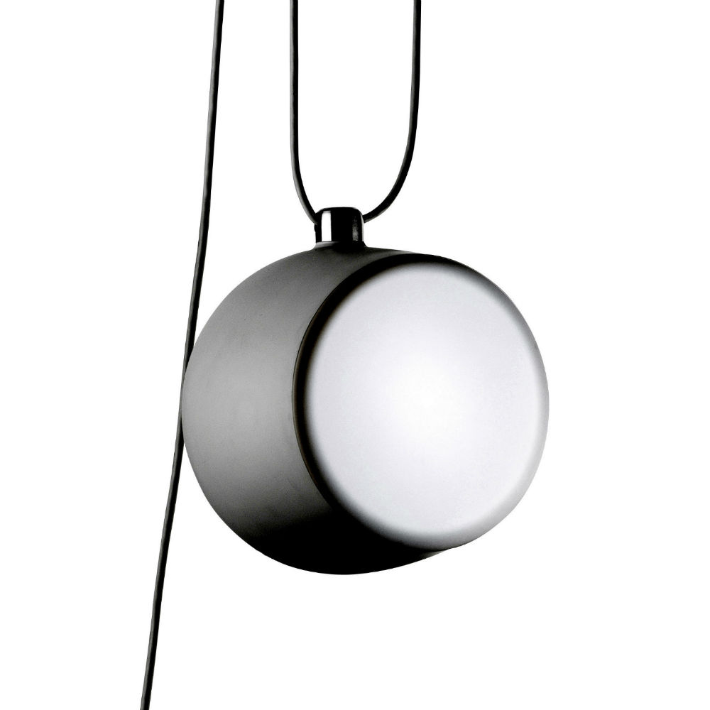AIM Pendant lamp LED 20w 2700K dimmable - Black