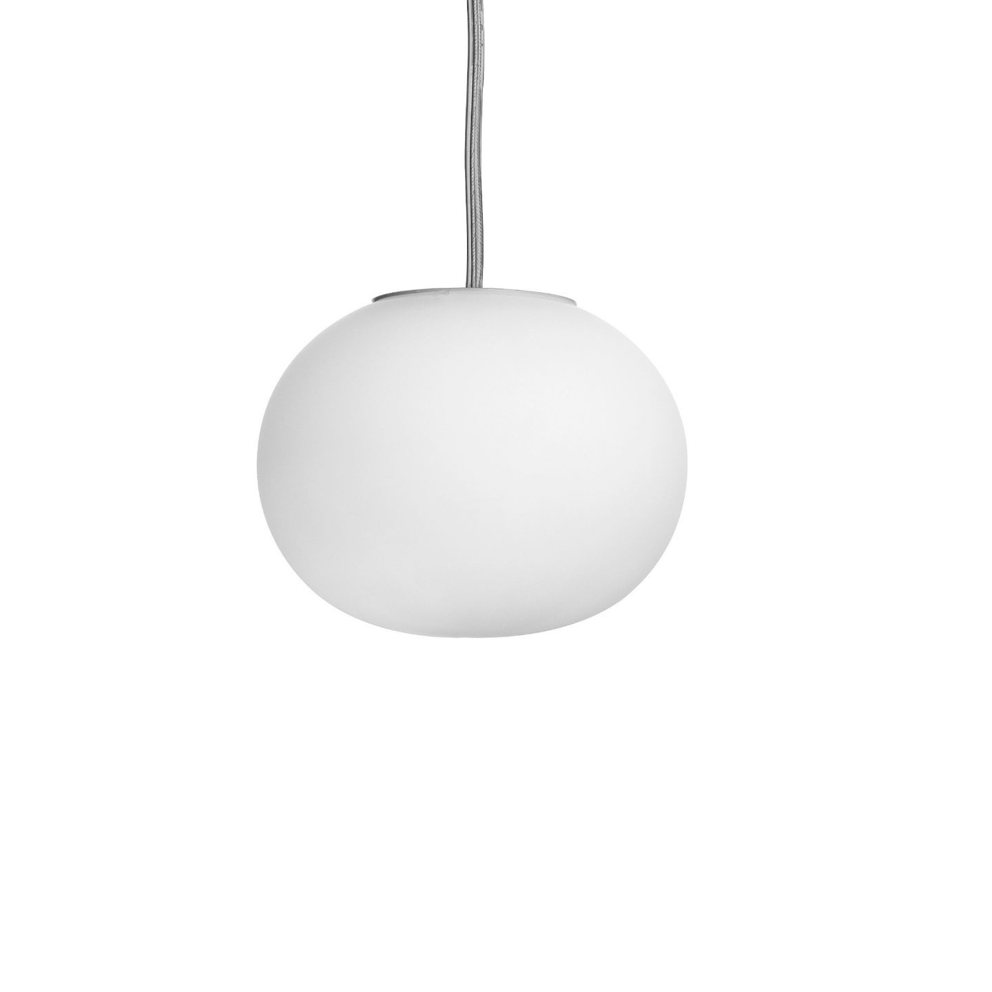 Glo Ball Mini S Pendant Lamp 11,2cm G9 20W - white opal