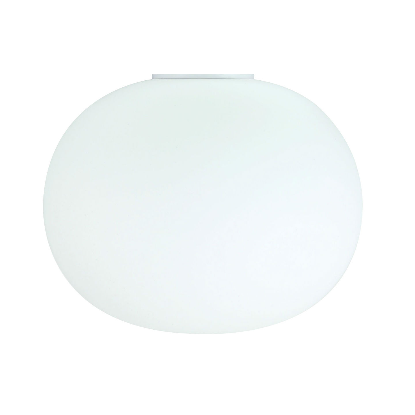 Glo Ball C2 ceiling lamp 45cm E27 205W - white opal