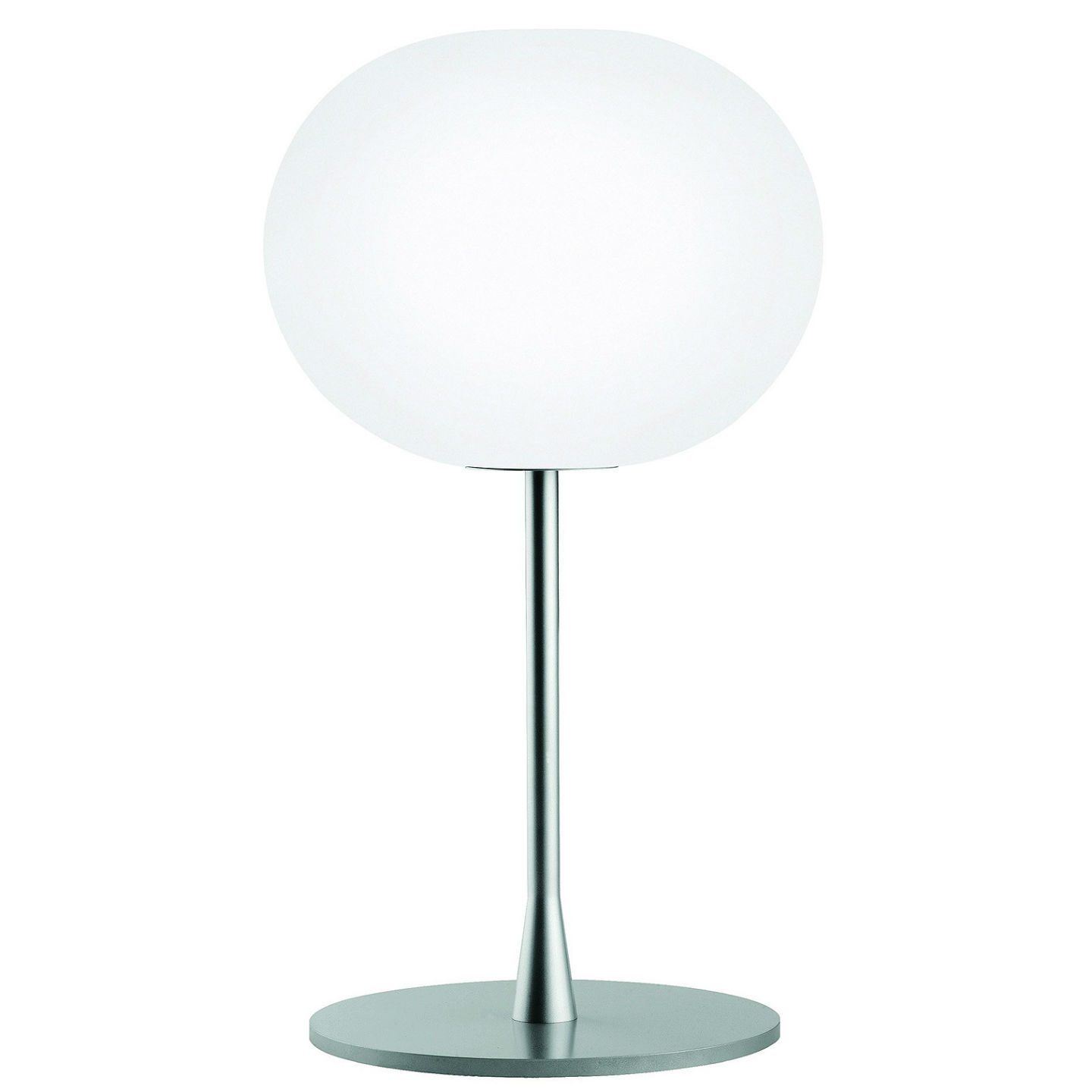 Glo Ball T1 Table Lamp 33cm E27 20W G9 HSGS - white opal