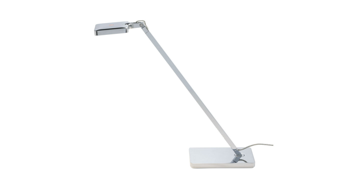 Kelvin Mini LED Lampe de table avec base 4W Chrome